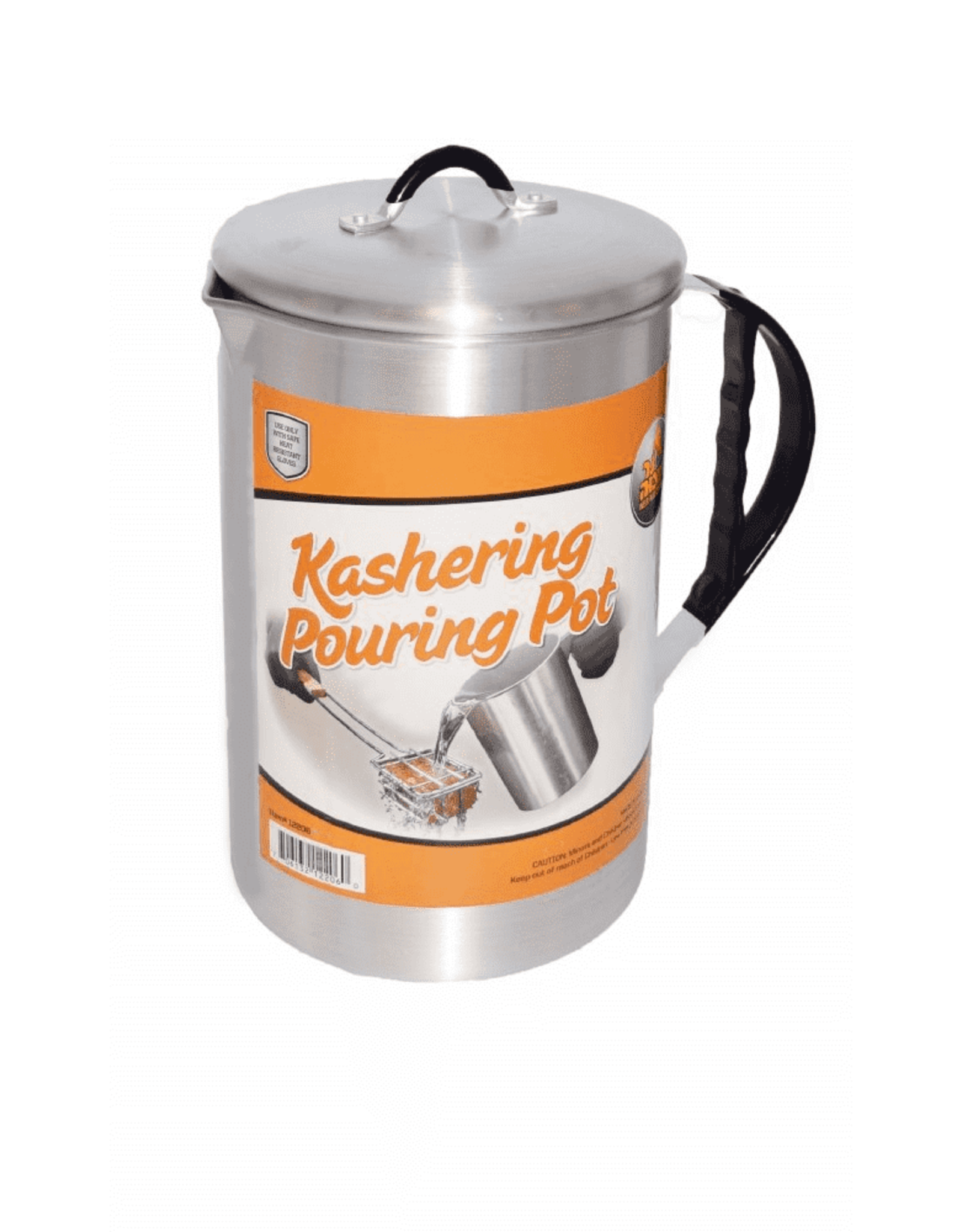 6 x Kashering Pouring pot Tall