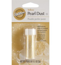 YELLOW PEARL DUST