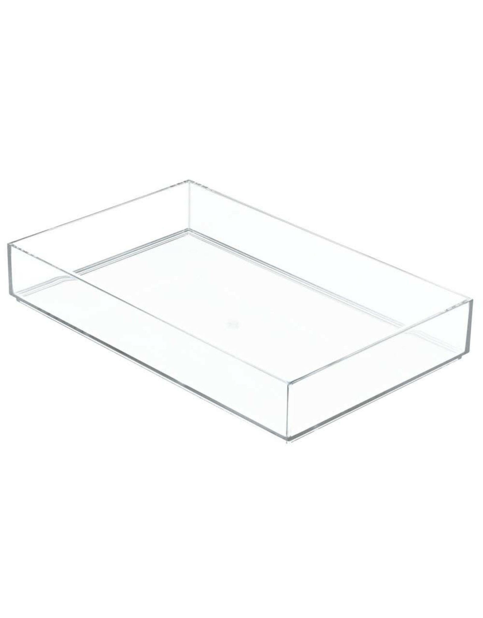 Clarity Drawer Organizer 8'' x 12'' x 2''