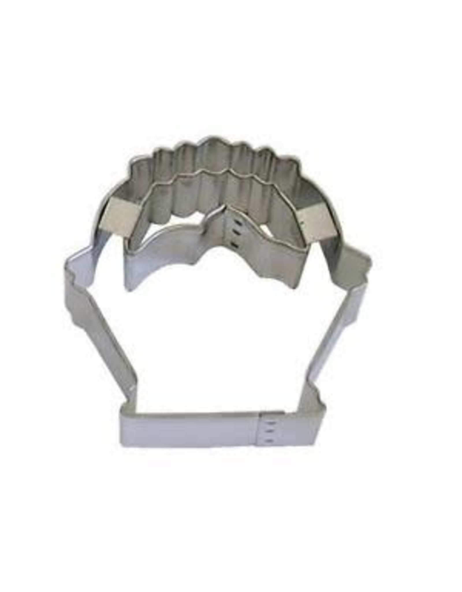 """3"""" Basket Shaped Cookie Cutter"""