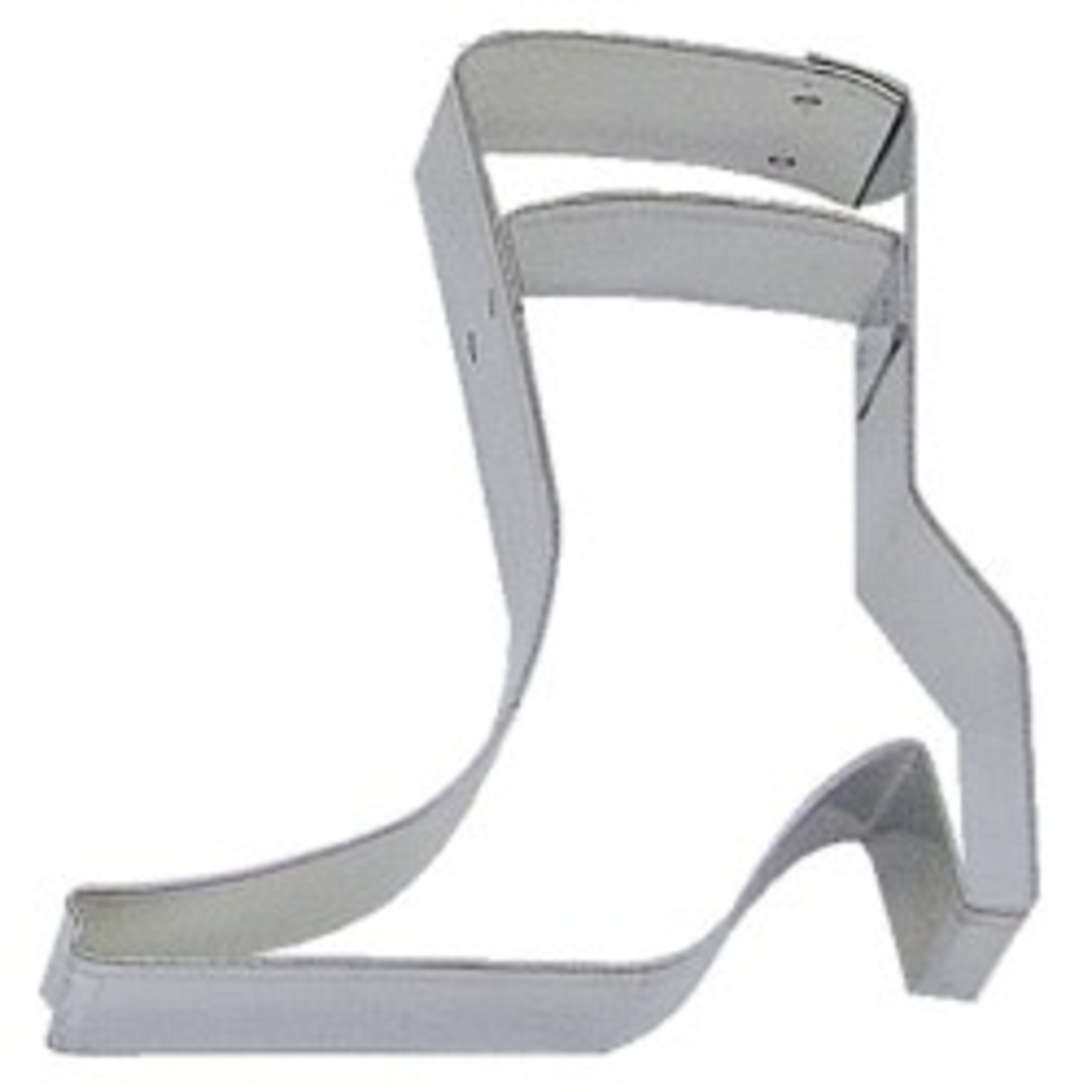"""2.5"""" Boot Cookie Cutter"""