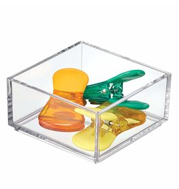 Clarity Drawer Organizer 4'' x 4'' x 2''