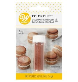BROWN COLOR DUST