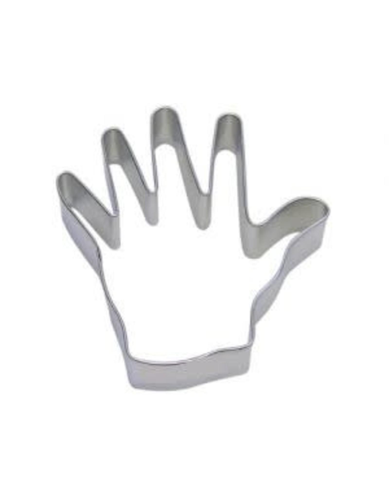 "4"" Left Hand Cookie Cutter"