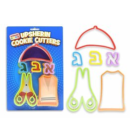 Upsherin Cookie Cutters
