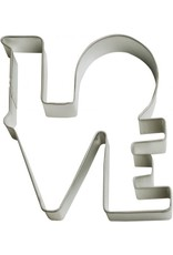 "4.5"" Love Cookie Cutter"