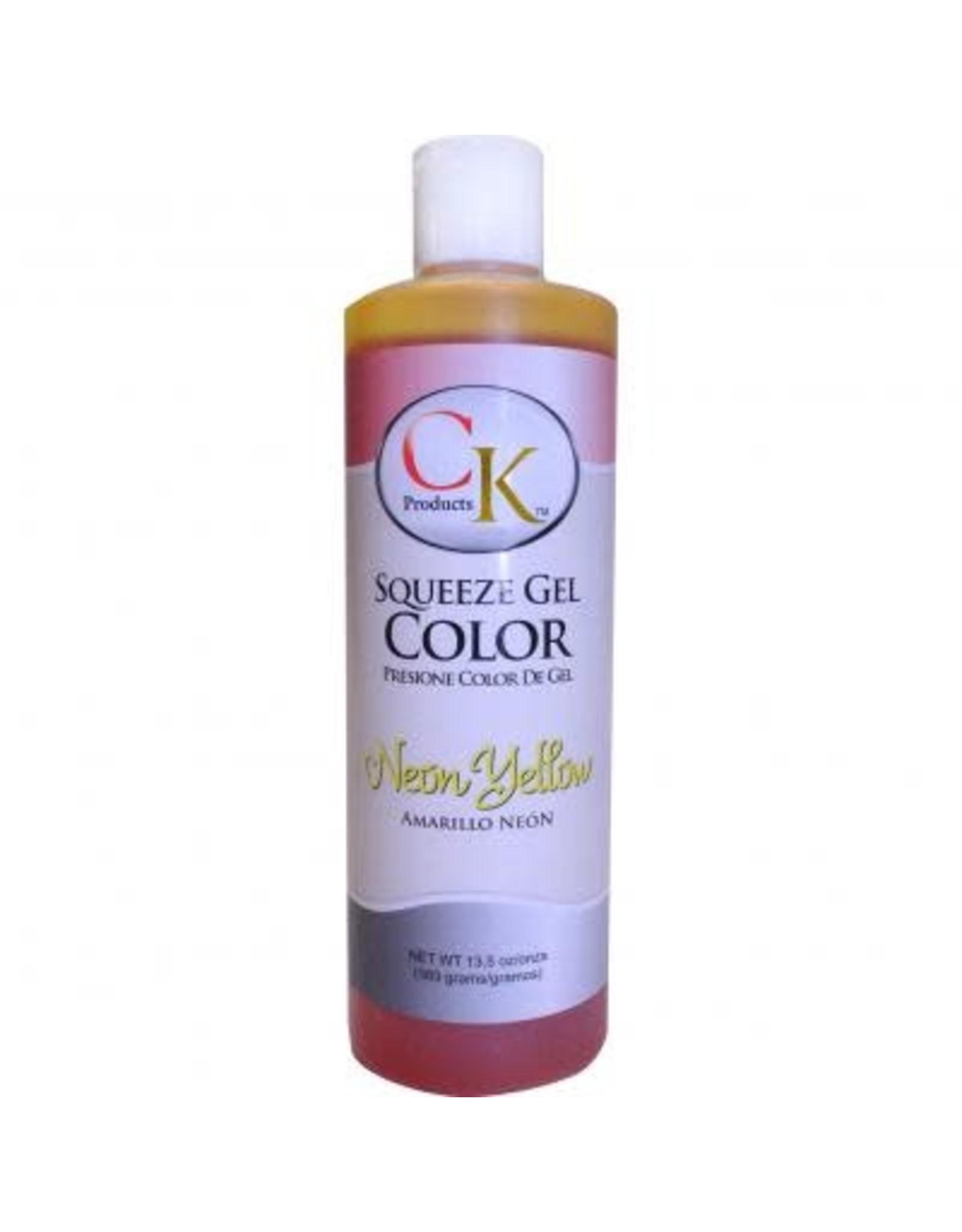 CK Neon Yellow Color Gel