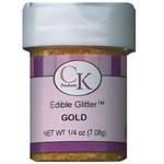 CK Gold Edible Glitter