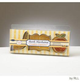 Rosh Hoshana Cookie Cutter Set