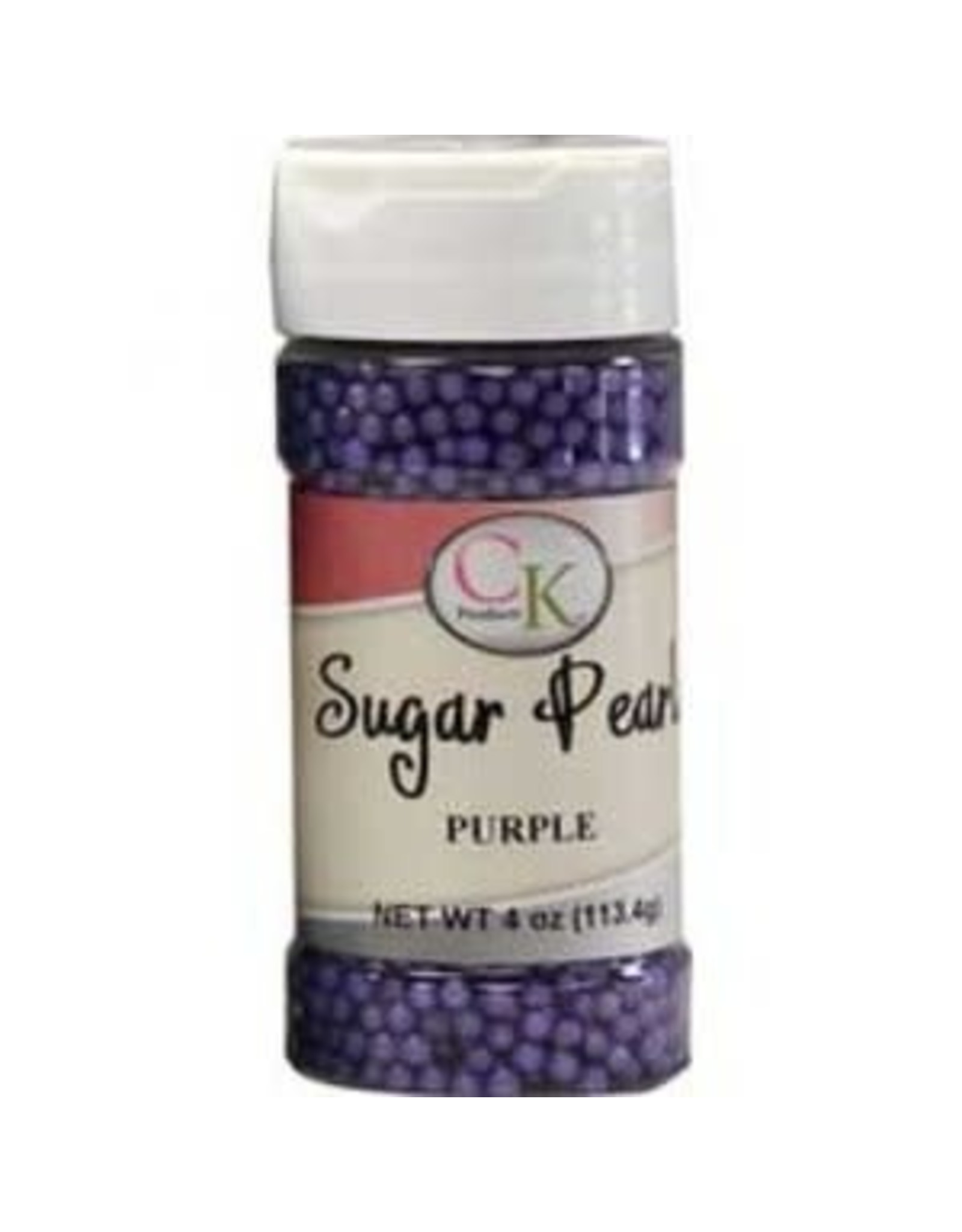 CK Purple Sugar Pearls