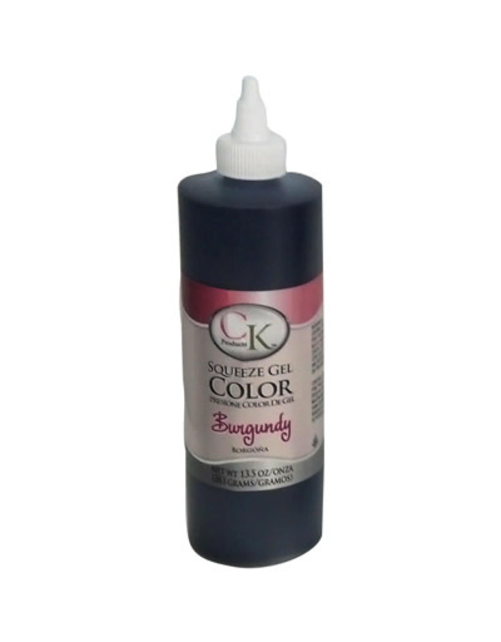CK Burgundy Color Gel