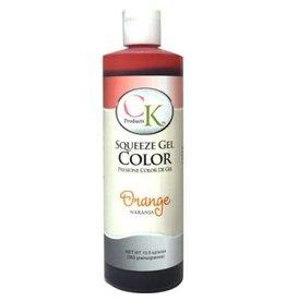 CK Orange Color Gel