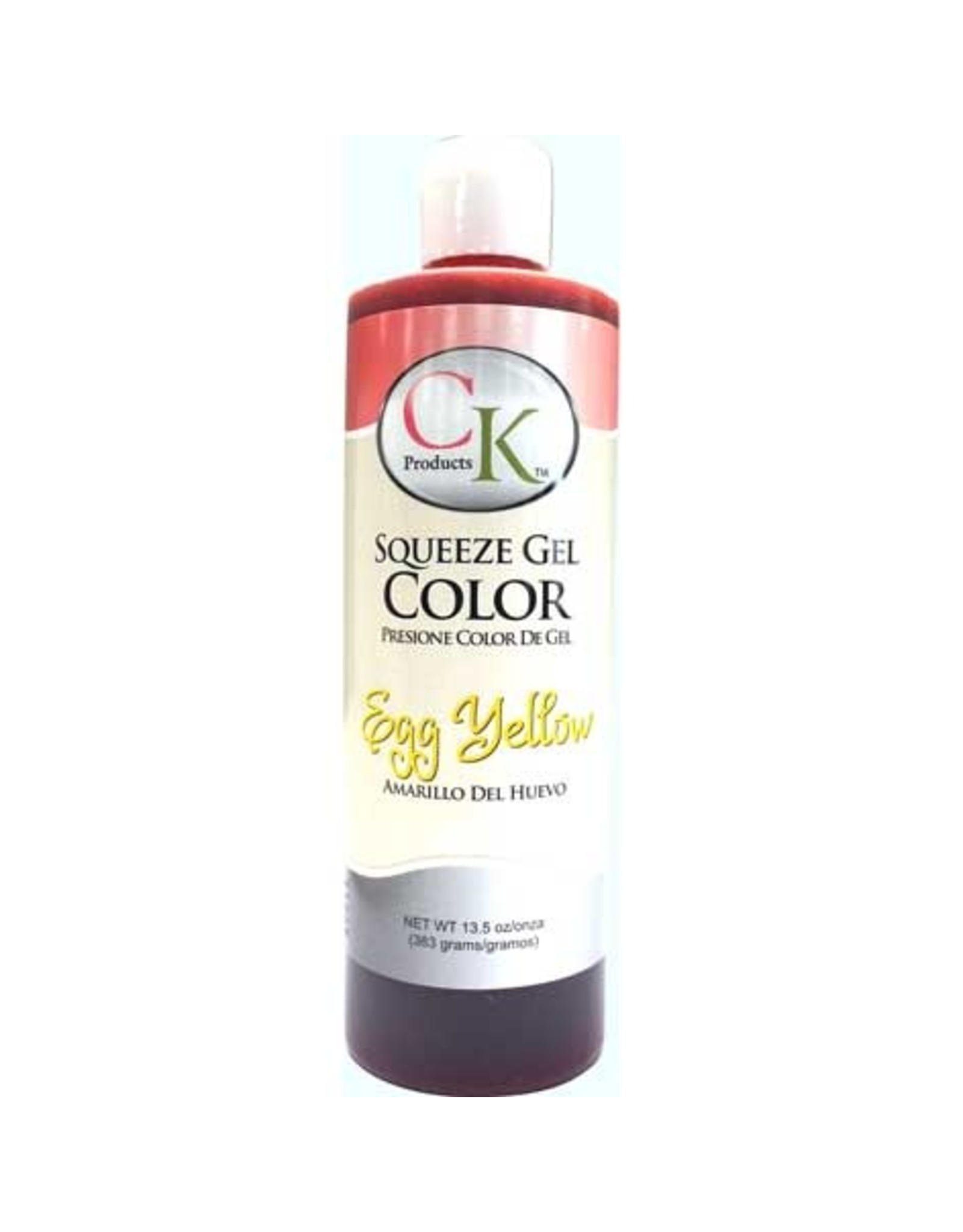 CK Egg Yellow Color Gel