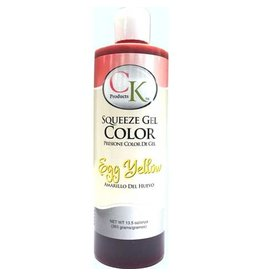 CK Egg Yellow Color Gel
