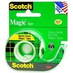 SCOTCH TAPE-MAGIC-3/4 X 300