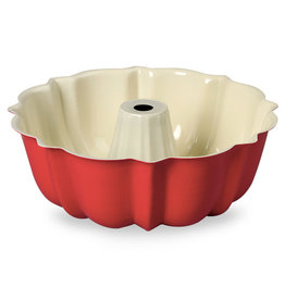 Nordic Ware Formed Bundt Pan, 12 Cup, Assorted Colors