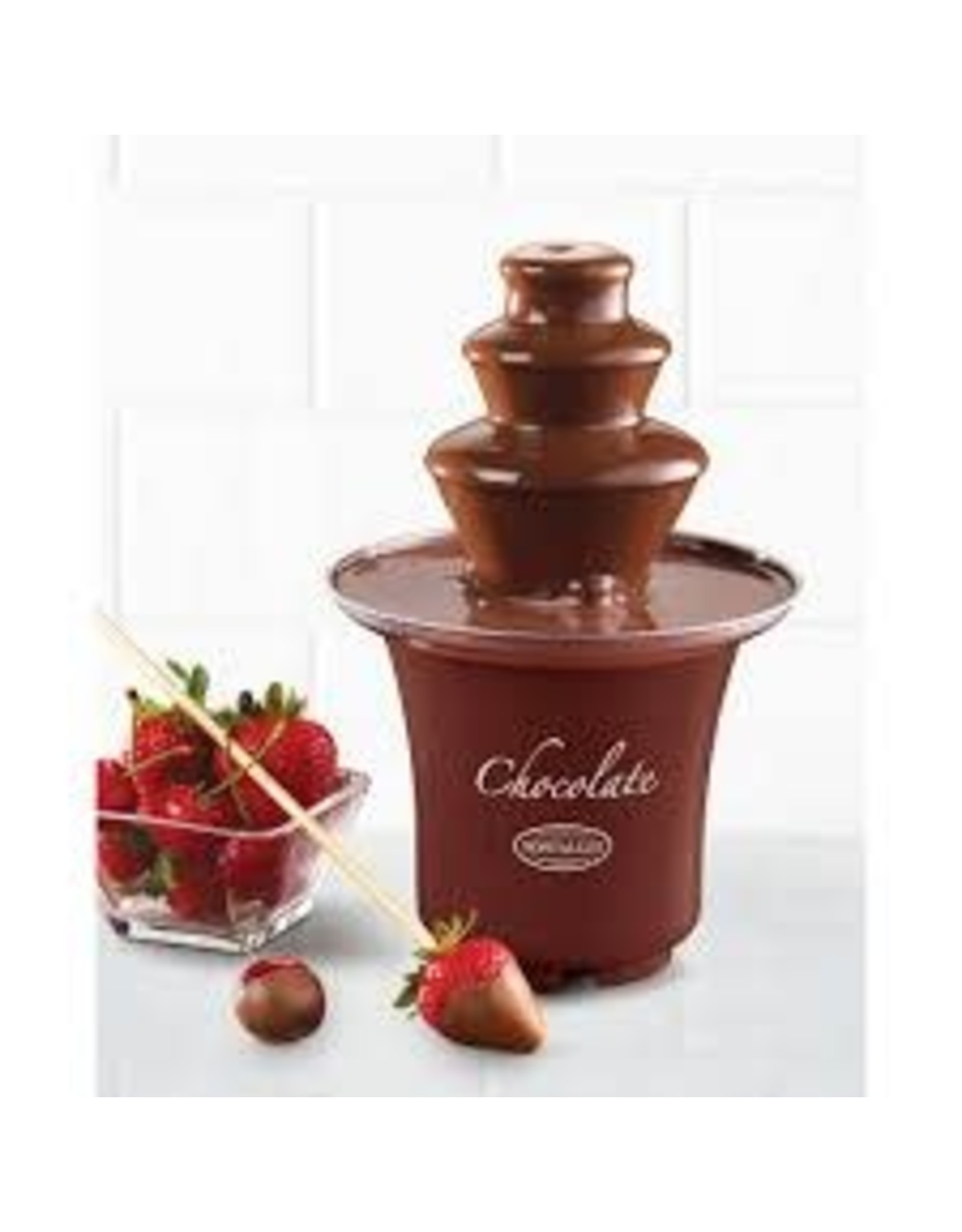Imperial 2018 3-Tier Chocolate Fountain