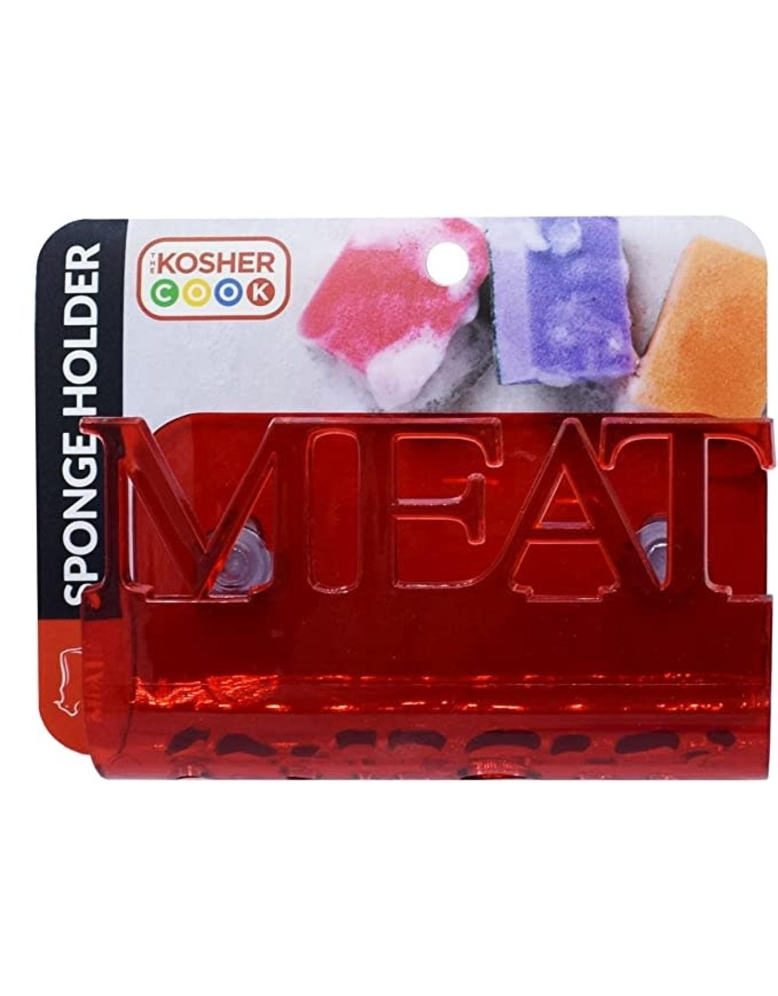 Kosher Cook Sponge Holder - Meat