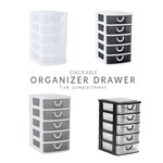 Kennedy MINI STACKABLE 5 DRAW  ASST BASIC COLORS