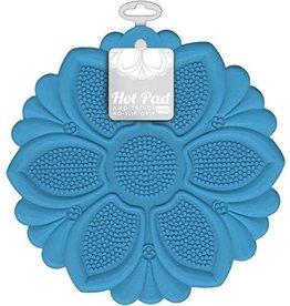 Blue Flower Trivet