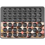 Wilton Wilton Perfect Results Premium Non-Stick Mega Mini Muffin and Cupcake Pan, 48-Cup