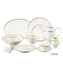 Natalia Bone China Service for 8