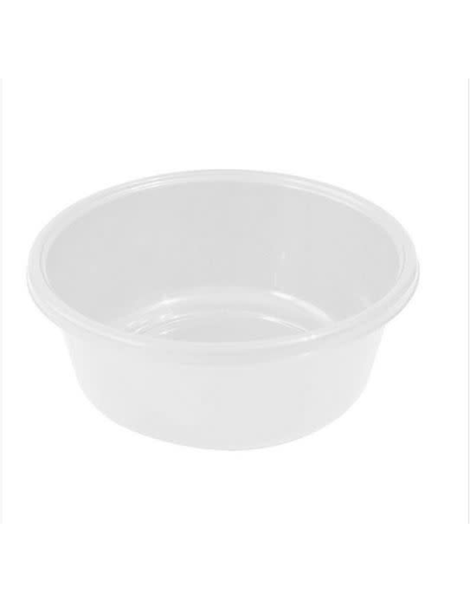 Round pearl white13in Basin