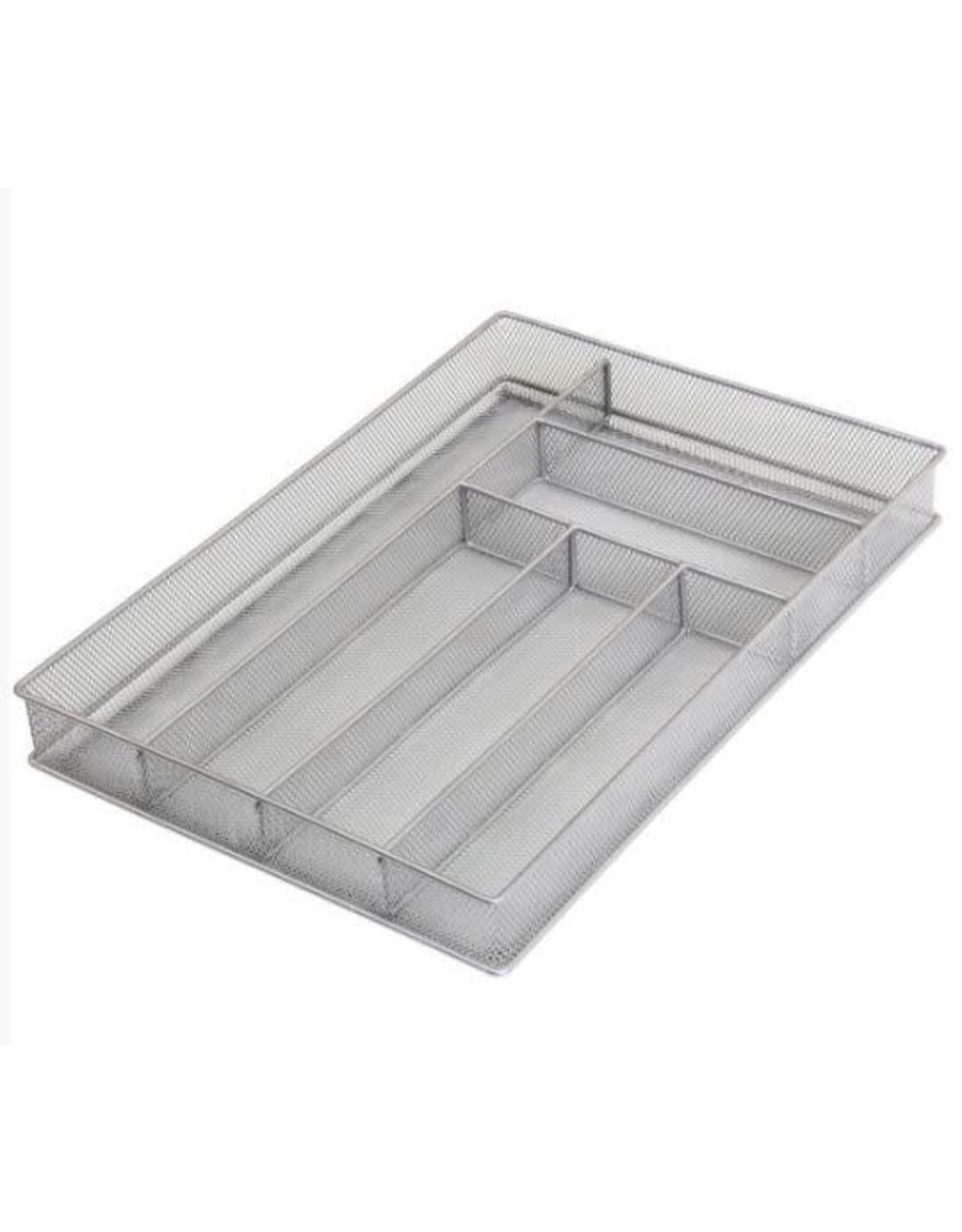 6-part In-drawer Organizer/tray Mesh Large (16 By 11-1/4 By 2 Inches) #1132
