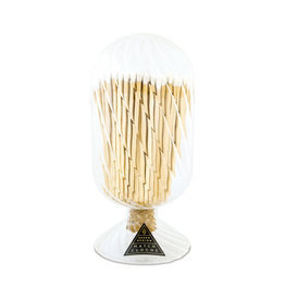 SKRLM2 Ribbed Match Cloche - White Tips