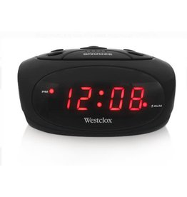LED SUPER LOUD ALARM BLACK