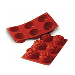 6 Roses Silicone Mold