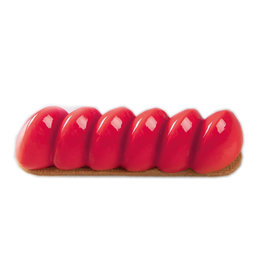 Pavoni Domino Cake Mold