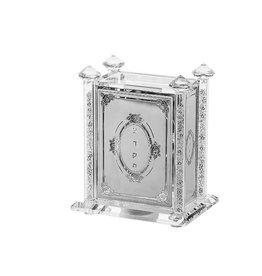Crystal Tzedakah Box