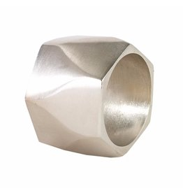 Bodrum Arch Silver Napkin Ring