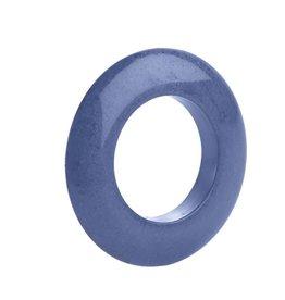Gia Periwinkle Napkin Ring