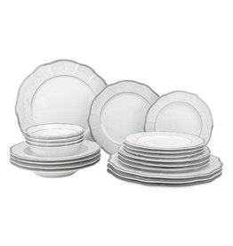 Cantella Dinnerware Service For 4