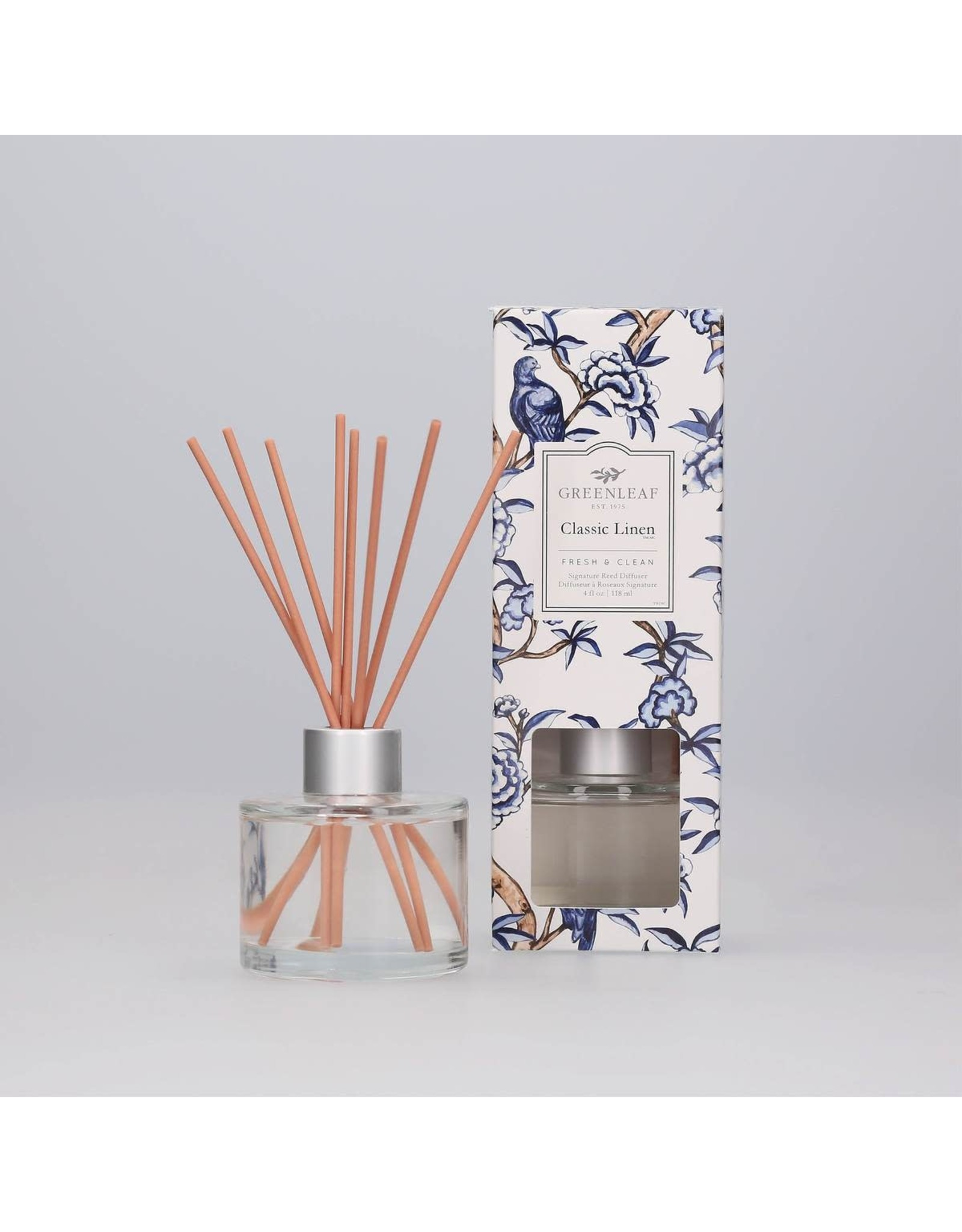 Classic Linen Reed Diffuser