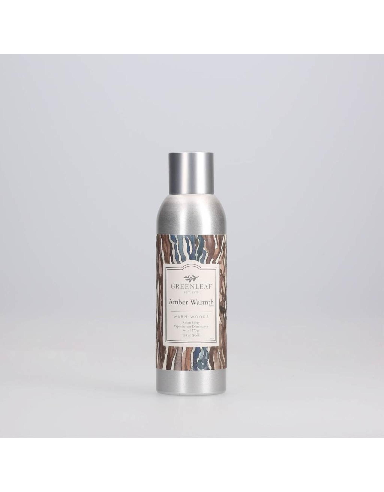 Amber Warmth Room Spray