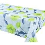 """Dandy Yellow 70"""" Stain Resistant Tablecloth"""