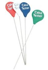 Cake Tester Color Assorted Plaque