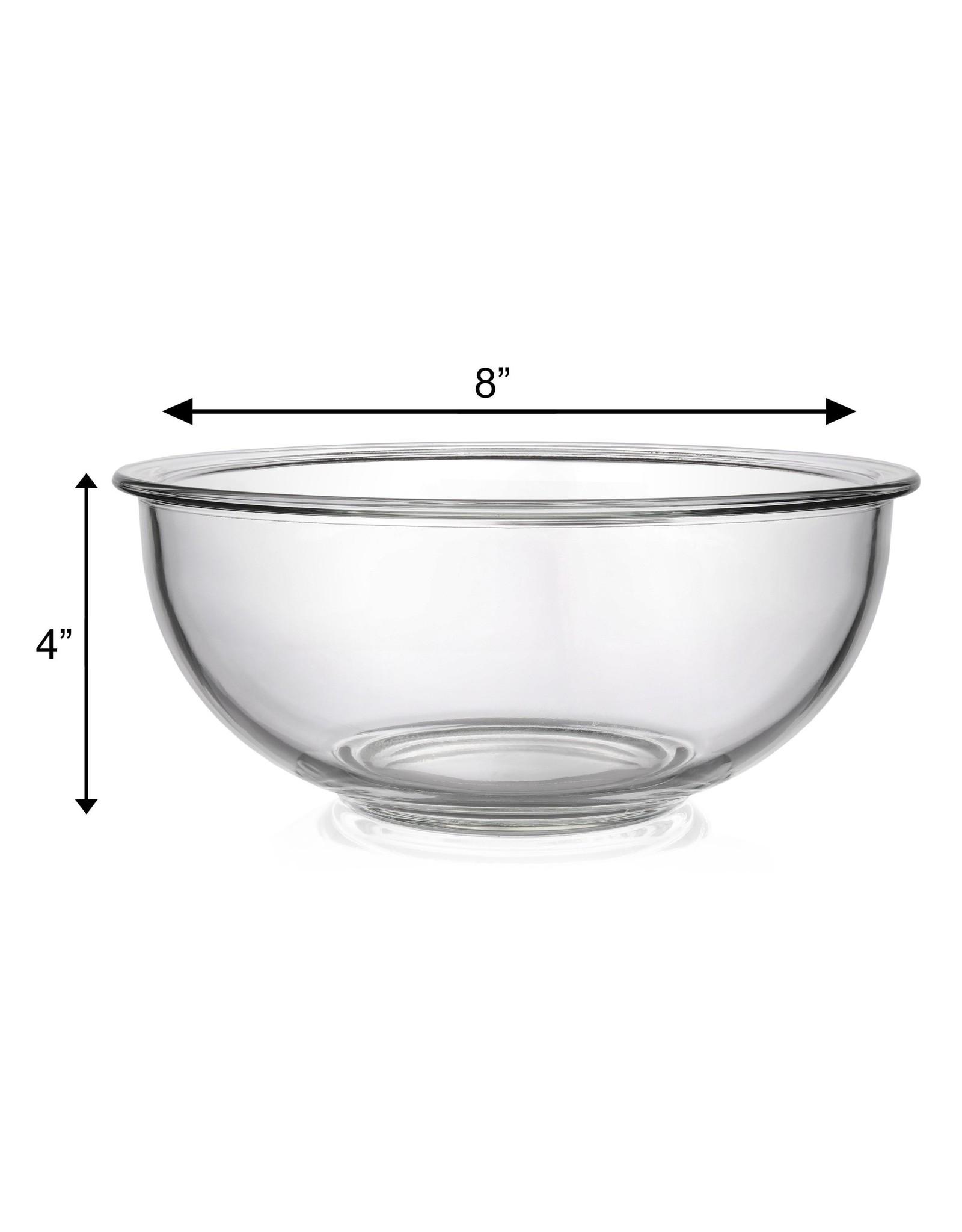 2.5qt Glass Mixing Bowl