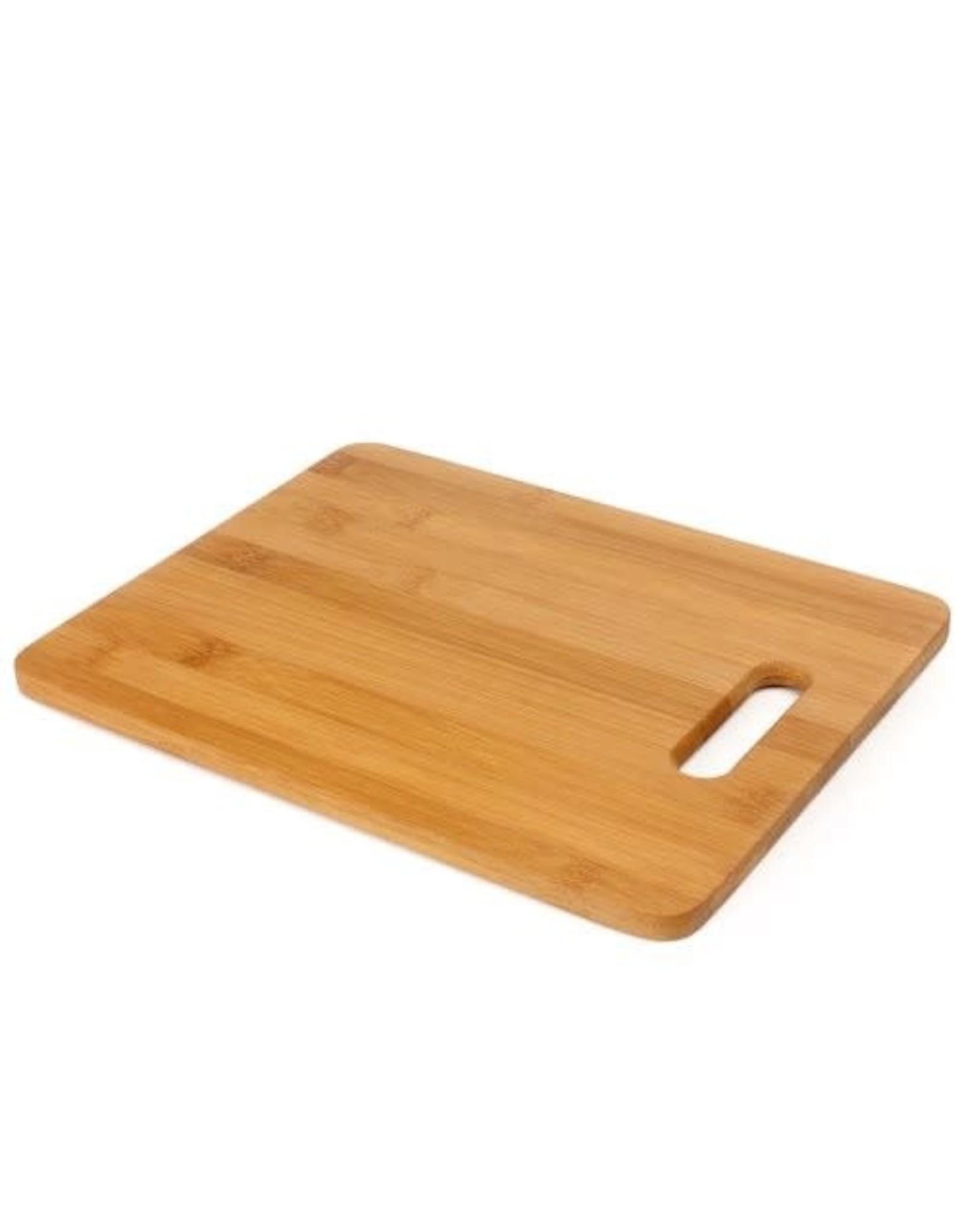 "Bamboo Cutting Board 15x11.5"""