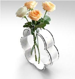 Acrylic Blossom Vase Marble