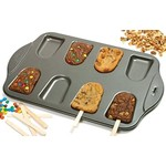 N/S CAKE-SICLE PAN W/25 STICKS