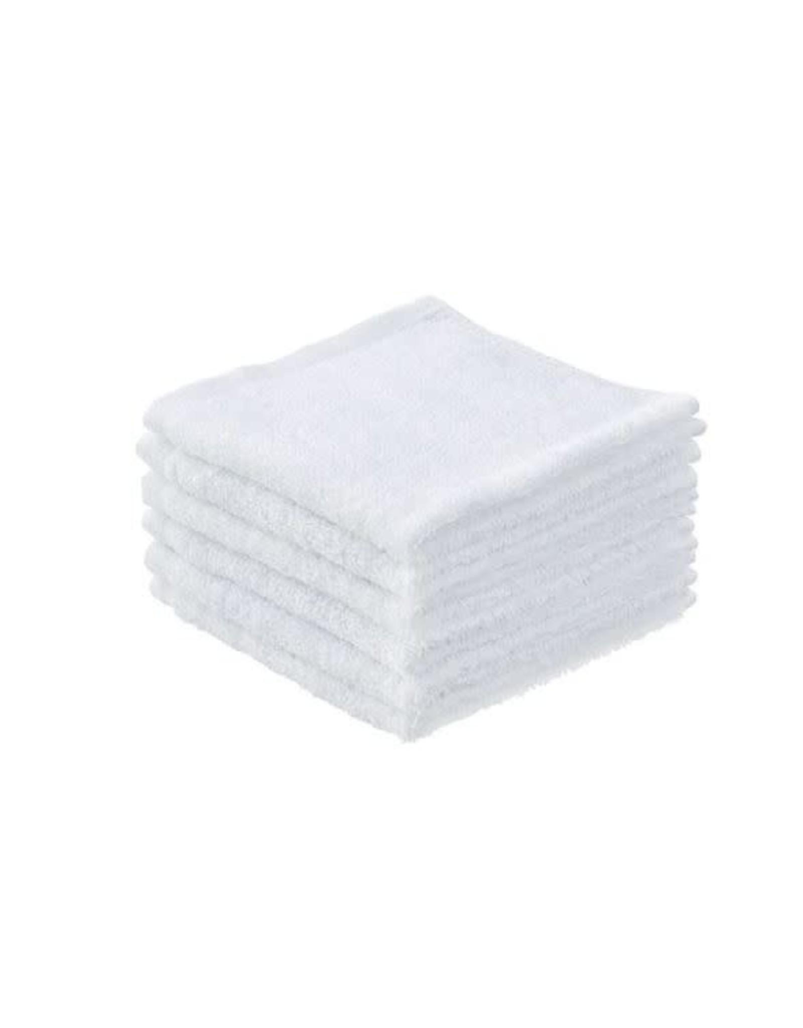 6 pck White Cotton Cloths