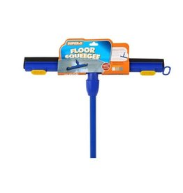 Floor Squeegee with Metal Handle