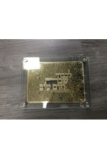 ACT1301G Gold Lazer Cut Challah Board