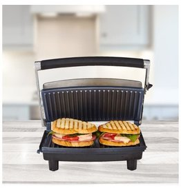 Continental Stainless Steel Panini Grill