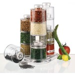 Spice Tower Carousel (12 Bottle)