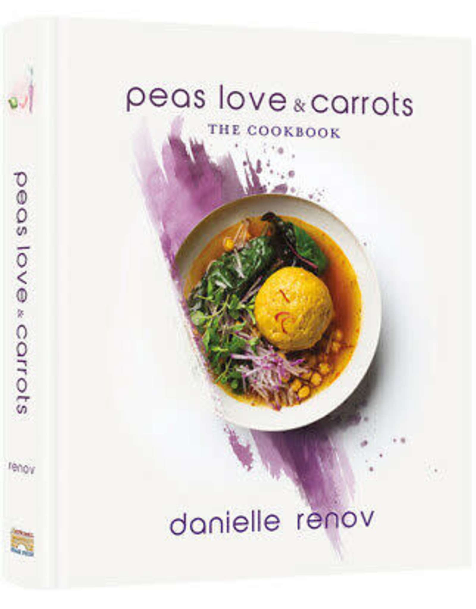 Peas, Love and Carrots - The Cookbook